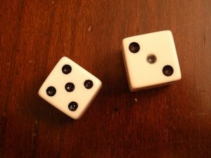 Publishing is a gamble