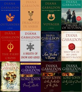 Read more about the article Diana Gabaldon