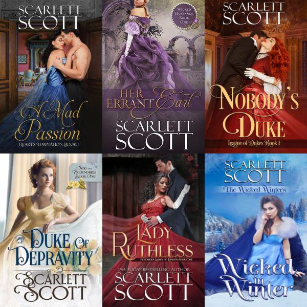 Scarlett Scott