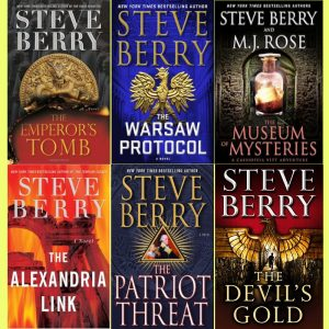 Read more about the article STEVE BERRY