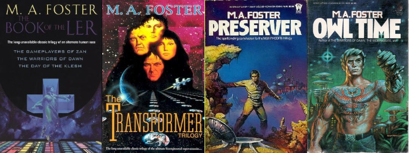 You are currently viewing M. A. FOSTER